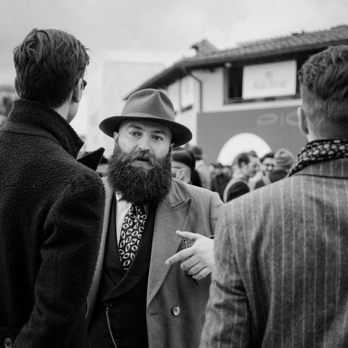 You know what I mean? The EyeEm Facebook Cover Challenge GoodFellas IMP At Pitti Uomo 89 Style Pu89 Color Photography EyeEm Best Shots Fashion Vscocam NX1 Stylish Street Style Portrait Streetphotography Street Portrait Menswear Samsung Imagelogger Streetportrait Classic Black And White B&W Portrait Blackandwhite Gangsters Paradise