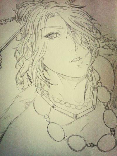 Lulu Drawing