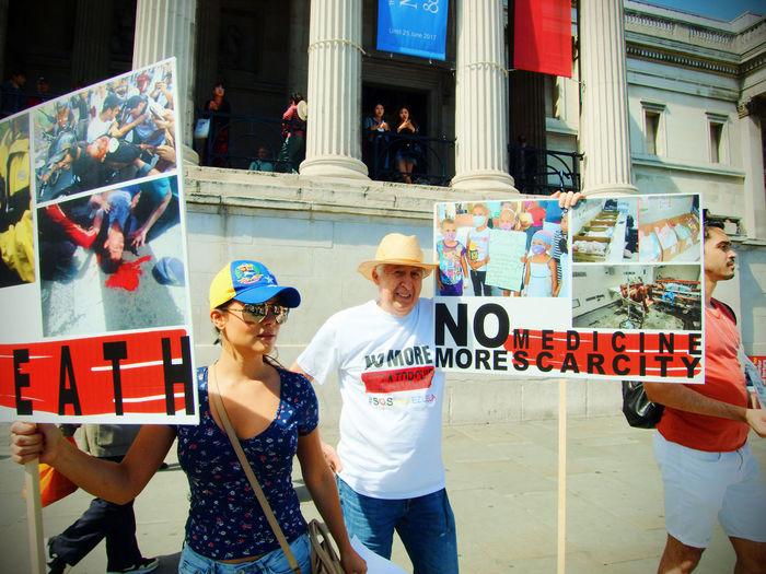 Venesualan protest. Trafalgar Square. London. 10-06-2017 Human Rights London News London News News Olympus Photojournalism Protest Steve Merrick Stevesevilempire Venezuelan Protest. Zuiko