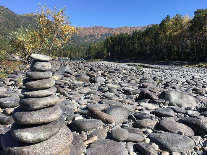Камни Алтай