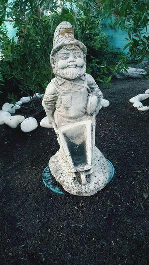 Gnomo Garden Stone