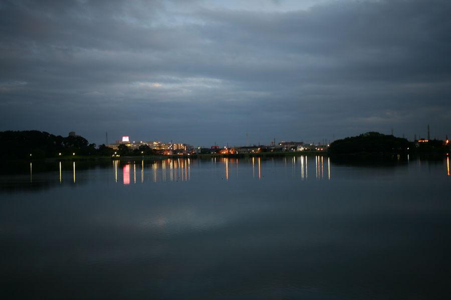 浜名湖 EOS Eos5d キャノン Ef40mm Nightphotography 夜景