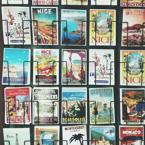 Postcards Backgrounds Colourful Colours France Holiday TBT  VSCO Filters & Effects Picture Cartoline Places