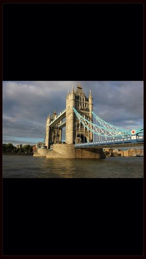 at tower bridge