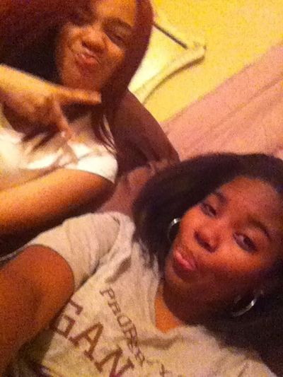 Chillin With My Sister