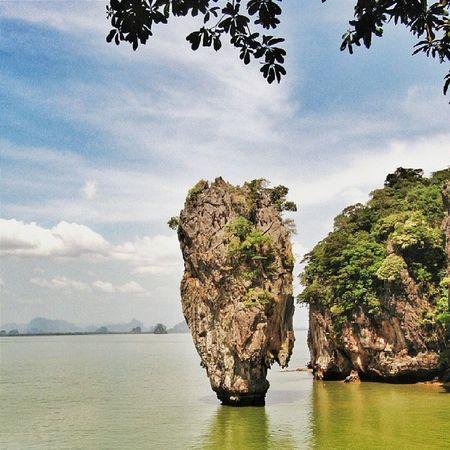 Gfd_naturepic Gf_daily Global_family Naturestylesgf thailand jamesbondisland