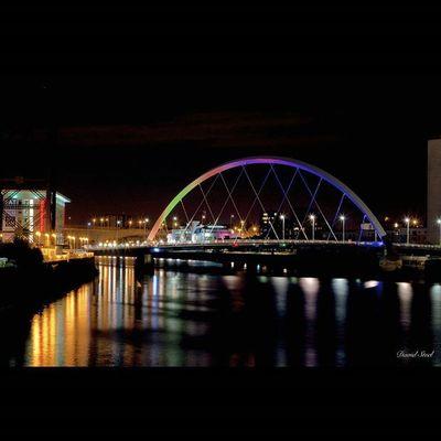 "Squinty Bridge, Glasgow. ISO 100, f22, 30""sec Igbest_shotz Igsuper_shots Igmastershots Ig_shutterbugs Nature_sultans Loves_Scotland BonnieScotland Bnwscotland Insta_Scotland Landscape_captures Ig_scot Ic_water Ig_bliss Icu_britain Britains_talent Jaw_dropping_shots Global_hotshotz Bnwscotland Princely_shotz Ig_shutterbugs Glasgow  Nightsaround_theworld Nightphotograghy Bridge Nikond7000 nikonphoto"