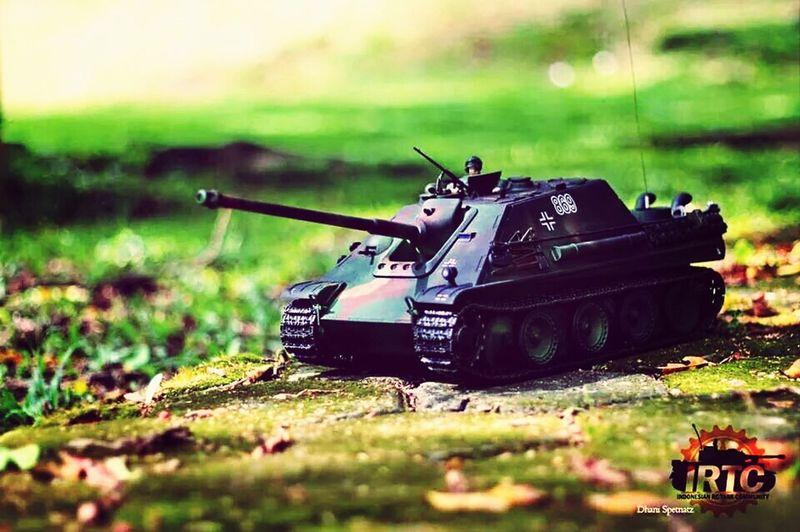 Jagdpanther waiting for a task.. Stopping Time Enjoying Life Tanks Rc Tank