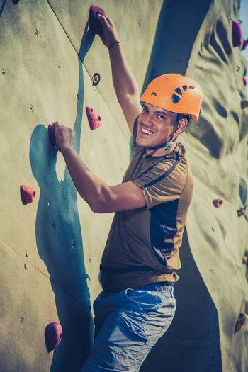 Bouldering instructor at a himalayan institute in India. Bouldering Bouldering Wall Climbing Artificial Rock Bouldering Instructor Bouldering In Himalayas Himalayan Mountaineering Institute Mountaineering Indian Bouldering Portrait Of Bouldering Instructor