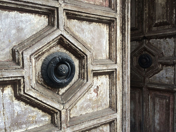 Backgrounds Close-up Door No People Old Part Of Wood - Material Wooden
