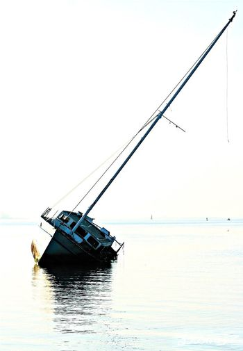 'Derilict' EyeEm Water Reflections EyeEm Best Shots Sailing DXOpro 9 Aperture NEM Submissions Drimagez Memories Abandoned & Derelict
