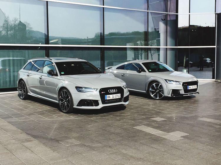 Audi RS6 & TTRS Nardograu Audi Car RS6 Ttrs