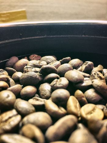 Coffe Coffee Time Coffee Beans Beans Black Drink Drinking Drinking Coffee Home Home Sweet Home Close-up Relaxing Taking Photos Weekend Weekend Activities Delicious Delicious Coffee Sweet
