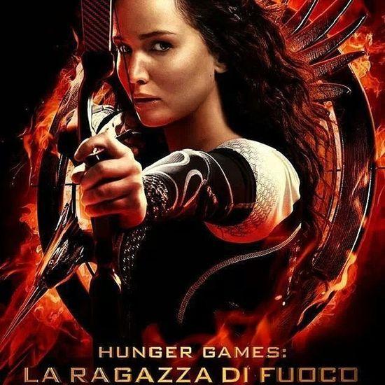 Solo Hunger Games Katniss la ragazza di fuoco novembre Non vedo l'ora filmstupendo filmpreferito