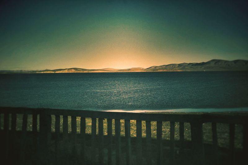 Qinghai lake,