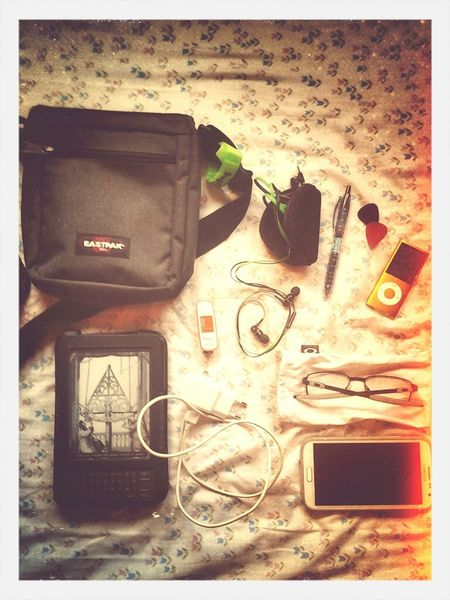My Life Movilgrafias Life In Motion What's In My Bag