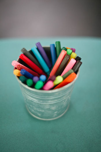Magic Pen Arrangement Choice Close-up Collection Colored Pencil Colorful Group Of Objects Large Group Of Objects Magic Pen Multi Colored Pen Selective Focus Side By Side Still Life Variation Colour Of Life Lieblingsteil
