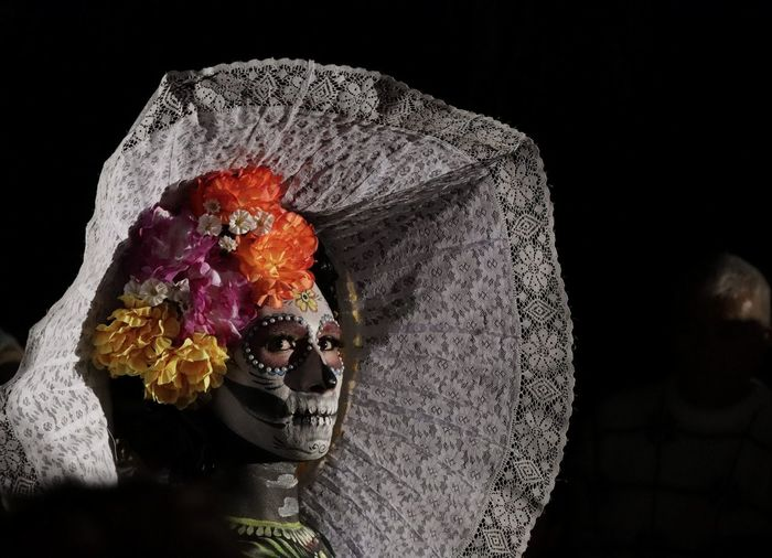 Catrina Day Of The Dead Catrinamakeup Mexico Mexico_great_shots Mexican Folklor Cutural Arts Culture And Tradition Culture