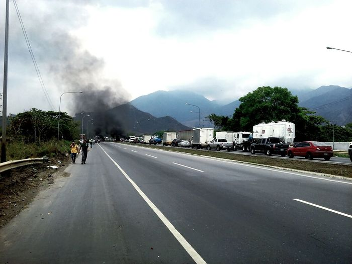 RealWorld Venezuela Fire Humanity...  Desperation Disturb first eyeem photo
