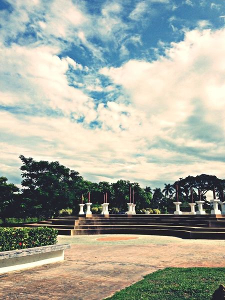 The park near my house in Thailand. WheaterPro: Your Perfect Wheater Shot