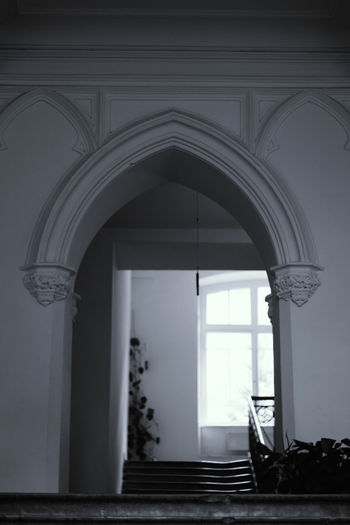 Arcade Arch Arched Architectural Column Architecture Building Built Structure Day Door Entrance Glass - Material History House Indoors  Nature No People Old The Past Window