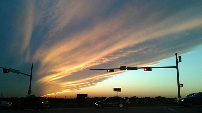 The Purist (no Edit, No Filter) Plano Texas Sky Amazing View Awesome_shots