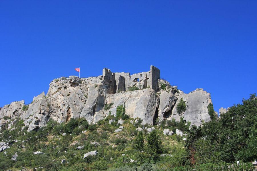 Provence France Les Baux De Provence Alpilles