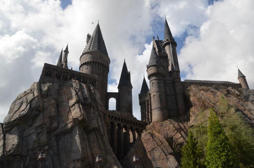 Architecture Built Structure Castle Harry Potter History Howarts Old Tourism Travel Destinations