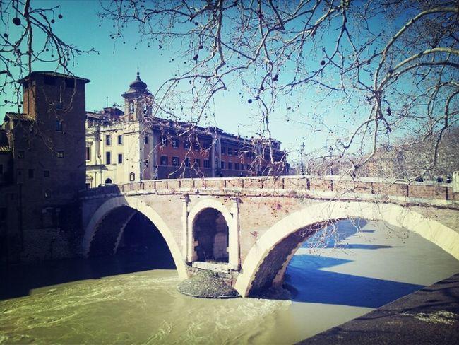 The Tiber