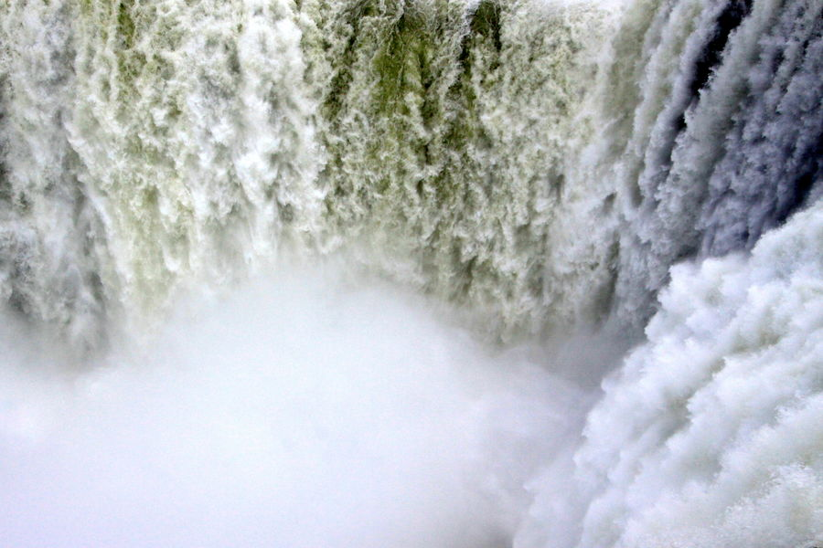 Salto Union, Garganta del Diablo (Devil's Throat), Cataratas Del Iguazu (Iguazu Falls), Argentina Devil's Throat Garganta Del Diablo Misty Salto Union Argentina Beauty In Nature Cataratas Del Iguazu Close-up Curtain Day Iguazu Falls Motion Nature No People Outdoors Plunging Plunging Into Water Power In Nature Powerful River South America Water Waterfall Waterfalls White Color Perspectives On Nature