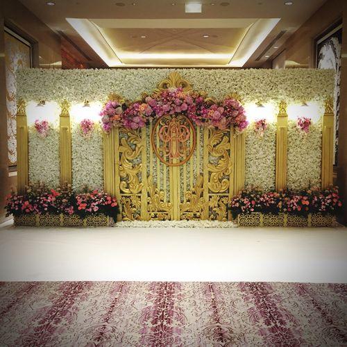 Wintagecafe Flowers Wedding
