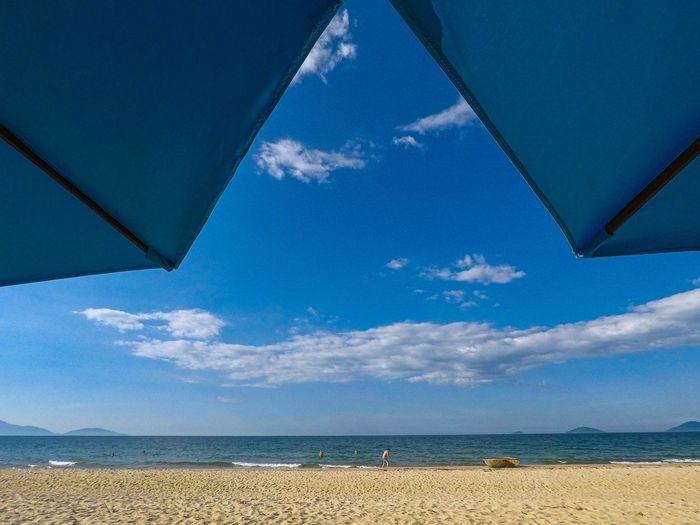 Beach day Hoi