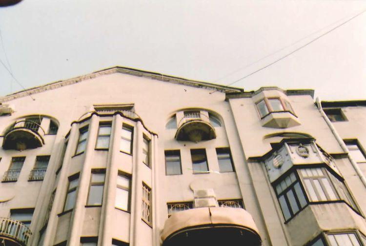 Architecture Architectural Detail Architectureporn 35mm Film