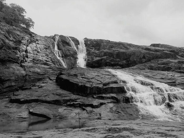 Outdoors Day Cloud - Sky Nature Landscape WaterfallSand KUNTALA, FOREST, WATERFALLS, Sommergefühle