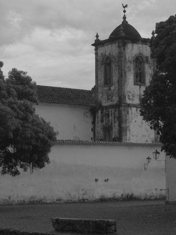 Brazil's Colonial City Church Colonial Architecture Colonial Church Paraty - RJ Rio De Janeiro, Brazil