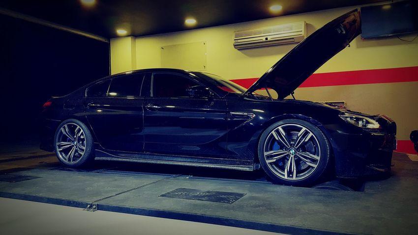 BMW M6 on the dyno🔵⚪⚫ Dyno M6 Bmw Aryanxtreme Bahrain