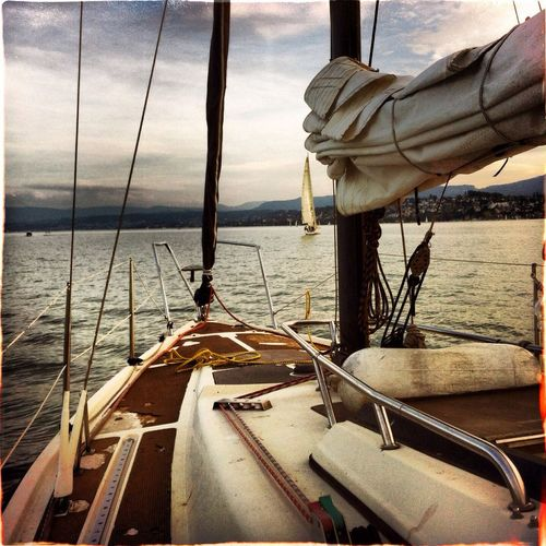 ...zürisee... Zürichsee Going Sailing Sailing