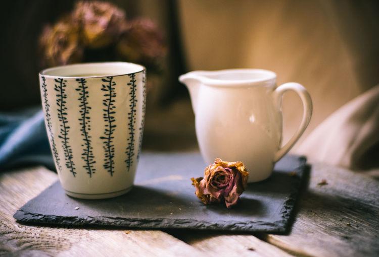 Coffee Cup Milk
