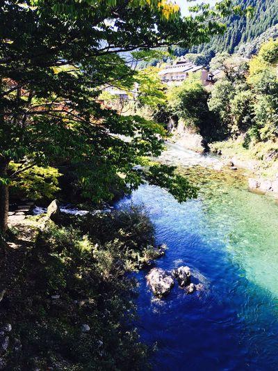 Gujo Gifu Japan River