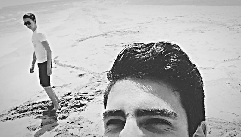 Beach Bestfriends <3 Taking Photos Enjoying Life