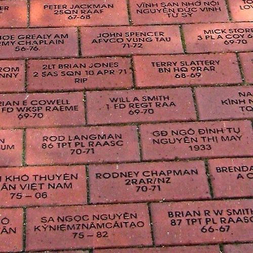 In Memoriam Vietnam Soldiers