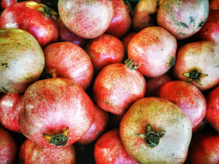 Luxury fresh turkish pomegranate