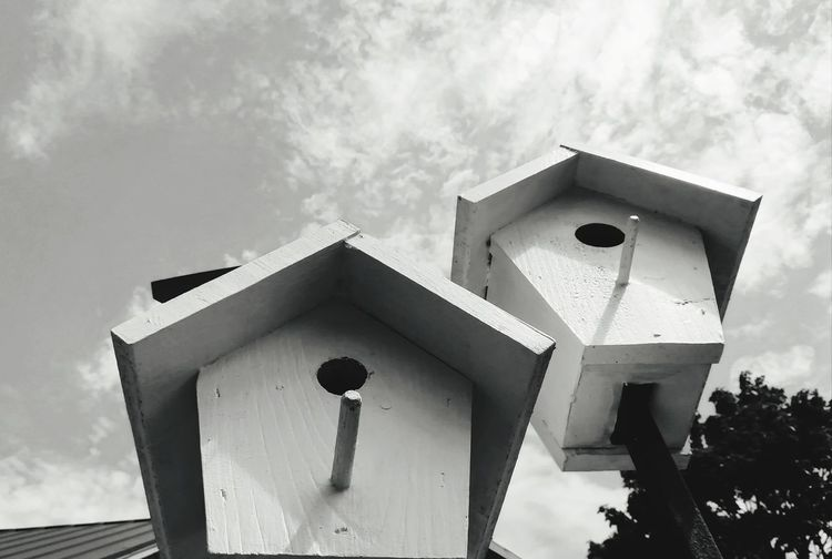The Architect - 2019 EyeEm Awards House Wood - Material Sky Architecture Building Exterior Built Structure Cloud - Sky