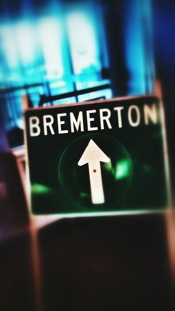 Bremerton Sign