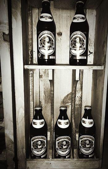 Munich Beer Blackandwhite Augustiner
