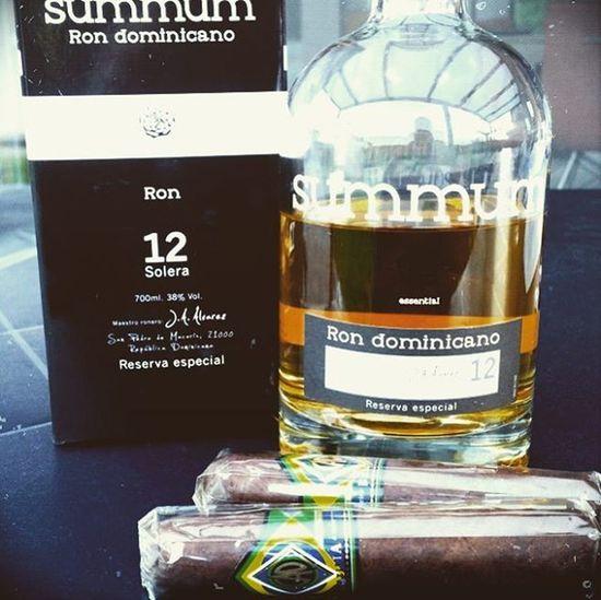 Instacigar Cigar Rum Caocigars Caobrazilia Summumrum @ronsummum