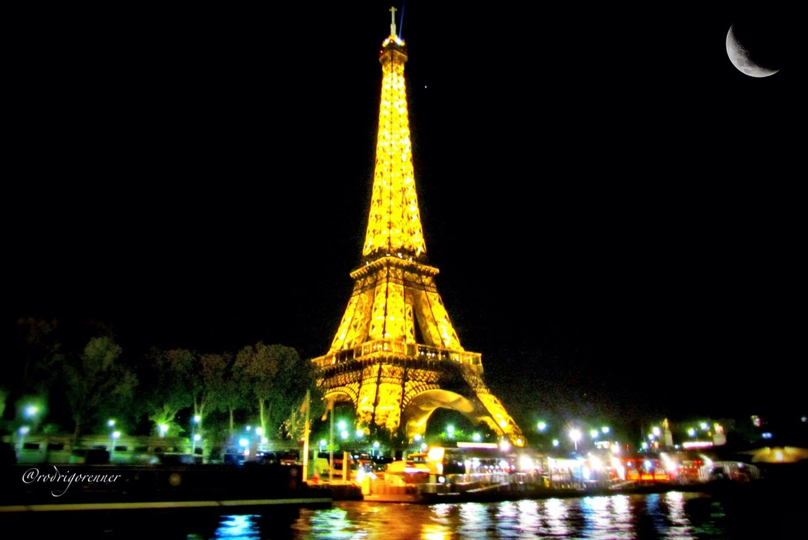 illuminated, night, architecture, famous place, travel destinations, built structure, international landmark, water, tourism, travel, building exterior, capital cities, clear sky, waterfront, city, reflection, sky, religion, history, outdoors