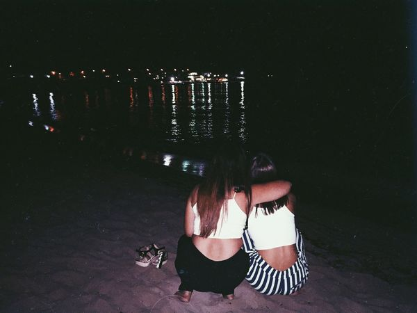 Tonight best Bestfriend Sea