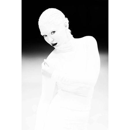 Darker Side of Light. Model @angelica_kotliar Mua Hair @makeup_by_melody_k Styling Designer  @marina_zoj Assistant @sosolaleo Woman Portrait Photography Blackandwhite Monochrome Bw Interesting Inspiration Art Style Fashion Editorial  Laphotographers Voir Noir