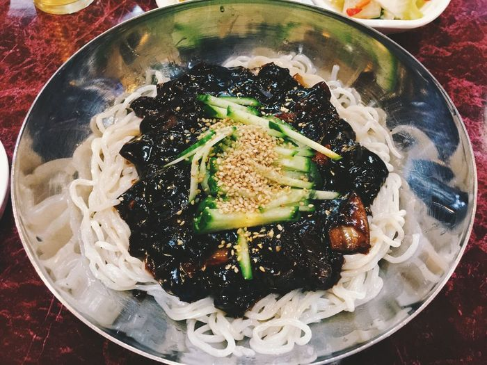 Noodles Black